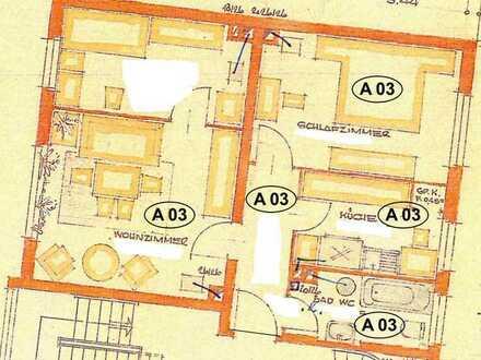 *Wohnen am Wöhrder See* helle 3-Zimmer Wohnung