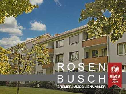 Reserviert !!! Perfekte 3 Zimmerwohnung in Hulsberg
