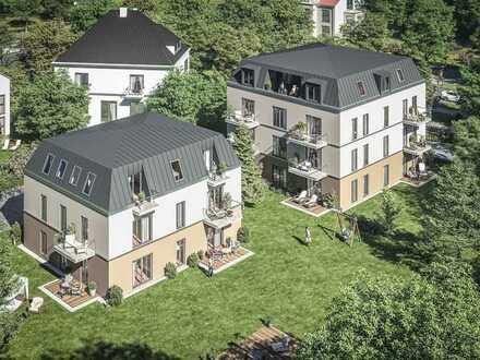 Exklusive Eigentumswohnung im KfW 55 Effizienzhaus – Wohnen am Großen Garten in Dresden