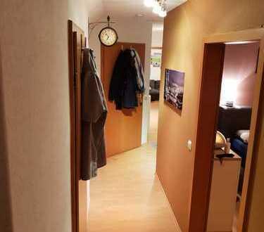 Schöne 3-Zimmer-Wohnung mit Balkon in Bünde