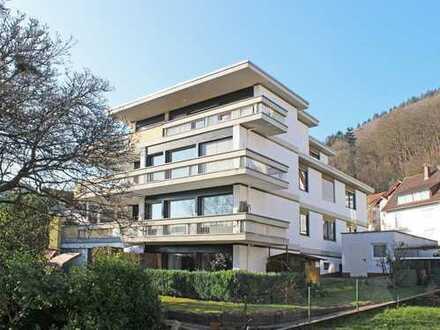 Seltenheit:Penthousewohnung mit fantastischem Ausblick in Top-Lage von Neckargemünd/Kleingemünd