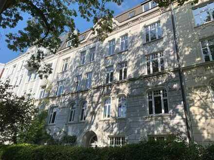 Ruhiges zentrales Wohnen in einer gut geschnittenen ETW in bevorzugter Lage von Hamburg- Ottensen
