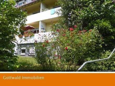 Stuttgart Hedelfingen – gemütliche 3-Zimmer-Wohnung mit Blick ins Grüne und eigenem Garten!