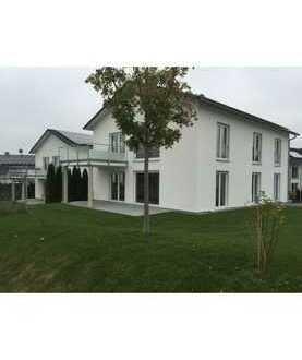 Neuwertige Wohnung mit vier Zimmern sowie Balkon und EBK in Bad Waldsee auf dem Frauenberg.