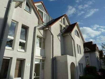 Attraktive 2 ZKB-Eigentumswohnung im Dachgeschoss im Wunderburgpark, gut vermietet!