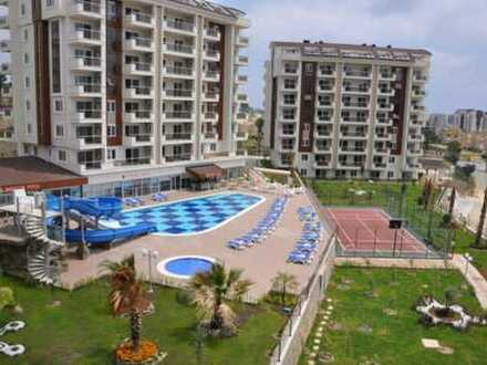 Orion Resort V befindet sich auf einem Hügel in Avsallar, Avsallar ist eine der beliebtesten städte