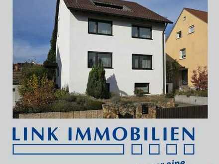 ///S-Weilimdorf: Generationenhaus mit attraktivem Grundstück in TOP-Lage ///