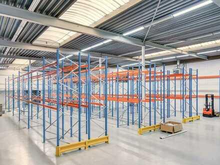 Bis zu 15.000 m² neuwertige und topmoderne Produktions-/Logistikflächen