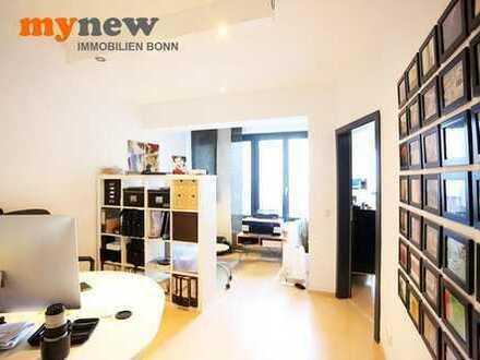 mynew: Flexibler 100m² Büroraum direkt am Kaiserplatz im Bonner Zentrum!!!