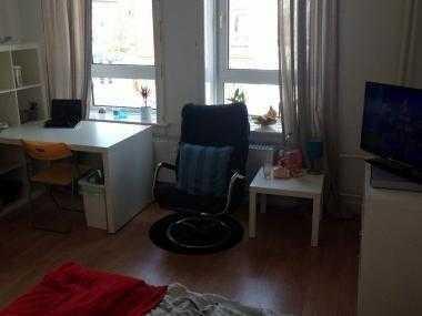 Möbliertes Zimmer in 4er-WG