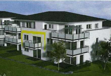 Erstbezug: schöne 2-Zimmer-Wohnung mit Balkon in Straubenhardt