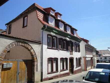 (VE 347) Möblierte, sofort bezugsfertige 1-Zimmer-Wohnung mit Küche in Grünstadt