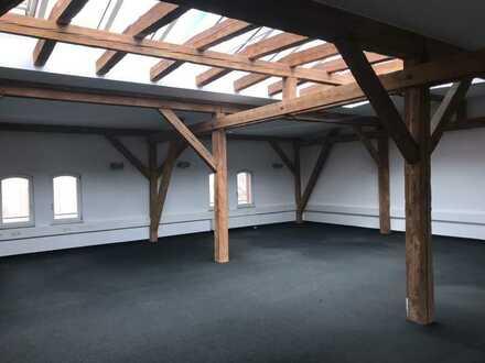 Loft-Bürofläche in denkmalgeschützten Gebäude im Röthelheimpark