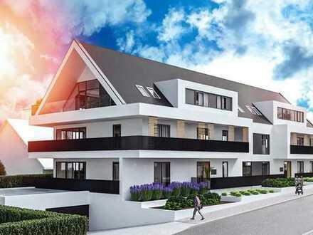 * NEU * Casa Highbach * Wohnen am Sonnenhang * WE01 * EG, 132 qm + 94 qm Garten, 44 qm Terrasse, TG