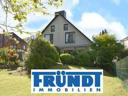 Schöne Wohnstraße, sonniges Grundstück, guter Grundriss... das ist Ihr neues Zuhause!