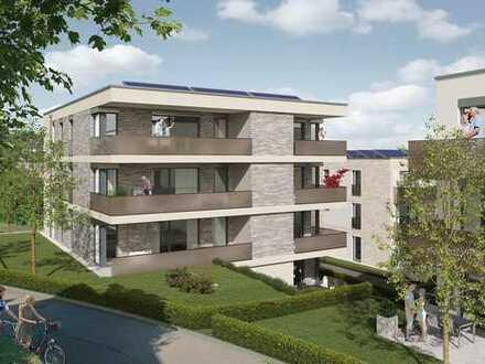 2-Zimmer-Wohnung mit Terrasse und Gartenanteil zur privaten Nutzung