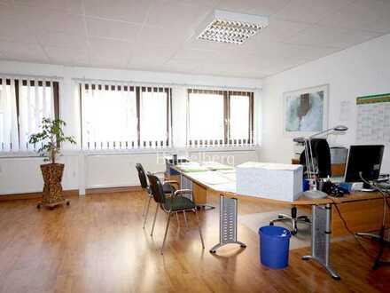 Klimatisierte Praxis-/Büroeinheit in attraktiver Lage von Heidelberg-Hanschuhsheim.