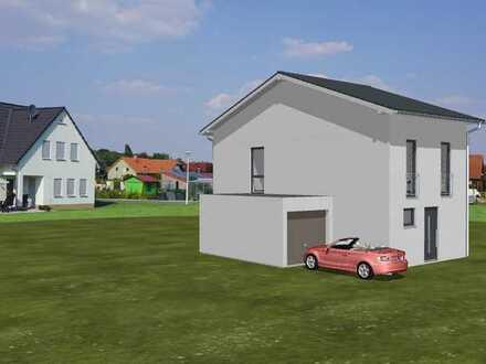 Neustadt – OT - freistehendes Einfamilienhaus KfW 55 auf ca. 420 m² Grundstück