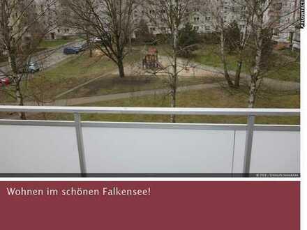Sonnige Whg mit zwei Balkonen!? *