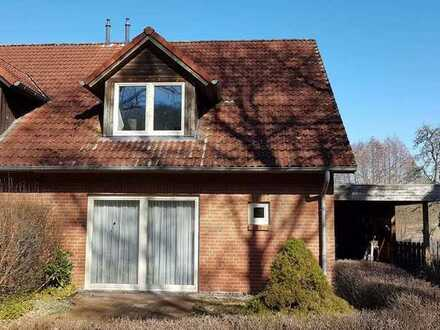 NEU!!! Renovierte Doppelhaushälfte mit traumhaftem Blick ins Störtal