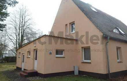 + Strandnah gelegene Doppelhaushälfte im Ostseebad Karlshagen + Vielseitige Nutzungsmöglichkeiten +