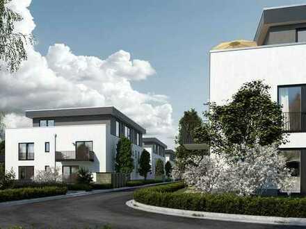 Genießen Sie den Blick ins Grüne! 3-Zimmer-Wohnung mit 2 Balkonen und stilvoller Ausstattung