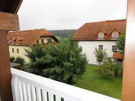Traumhafte 1-Zimmer-Dachgeschosswohnung mit Balkon!