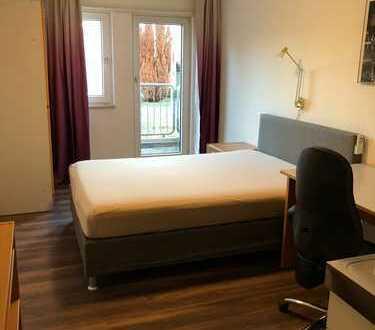 Gemütliches 1-Zimmer Apartment vollmöbliert - ideal für Studenten - Ab 15.12.2019