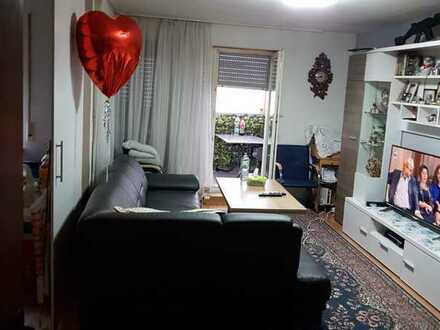 Schöne, ruhige 3-Zimmer-Wohnung mit 2 Balkonen