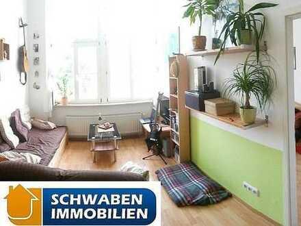 PROVISIONSFREI: helle 2-Zimmer-Wohnung in guter Lage Auerbachs mit PKW-Stellplatz zu verkaufen!