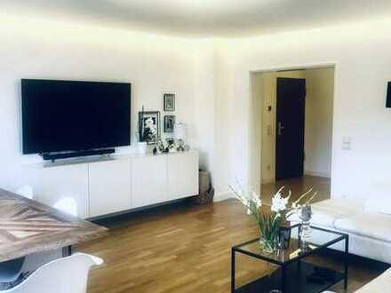 Neubauähnliche 3 Zimmer Wohnung mit Garage und Loggia