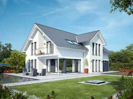 Großzügig Wohnen in Schloßborn:Topmodernes Familienhaus - Barrierefrei, Generationenwohnen.