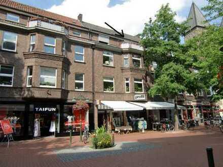Ideal für Berufstätige und Singles! - Dachgeschosswohnung in der Innenstadt von Gronau -