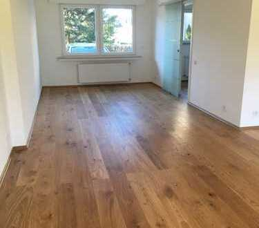 Erstbezug nach Sanierung mit Terrasse : attraktive 2 Zimmer-EG-Wohnung in Dortmund