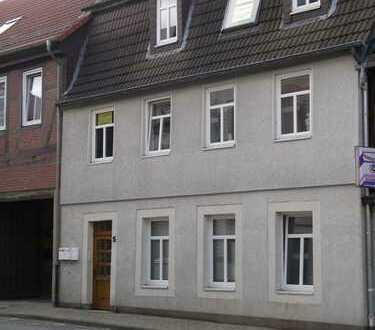 Gepflegte 3-Zimmer-Wohnung mit Terrasse und Garten in Schöppenstedt