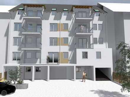 *** NEUBAU - ERSTBEZUG *** Hochwertige 3 Zimmer ETW mit Balkon und Garage in Wuppertal-Elberfeld