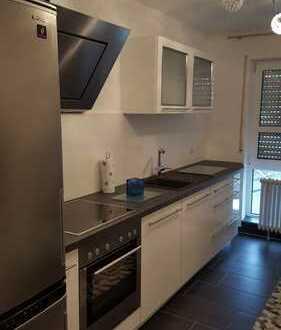 Stilvolle, neuwertige 2-Zimmer-Wohnung mit Balkon und Einbauküche im Zentrum vom Spaichingen
