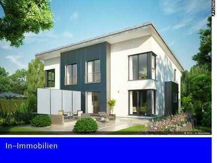 Charmante, moderne Doppelhaushälfte