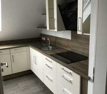 Neuwertige 3-Zimmer-Wohnung mit Balkon und Einbauküche in Lohne