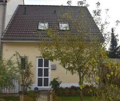 Klein aber fein: Modernes Einfamilienhaus mit schönem Garten in Rablinghausen
