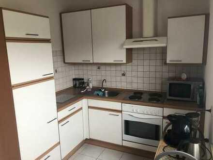 Attraktive 1-Zimmer-Wohnung mit Balkon und EBK in Mönchengladbach