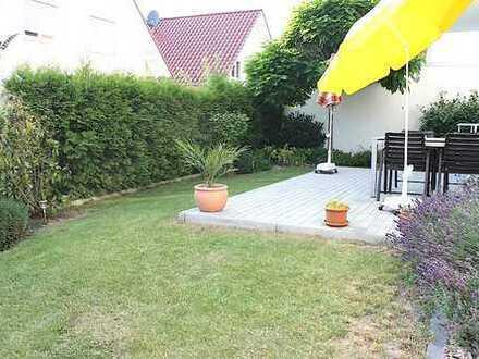 * * * 3 ZKB - Eigentumswohnung - mit eigener Terrasse und Garten * * *