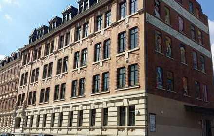 ++Stundenten aufgepasst, 1-Raum-Wohnung mit Wohnküche in Lindenau++