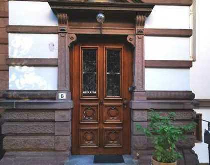 *HD-Weststadt 2-Zimmer-Wohnung + Hobbyraum im Dachspitz*
