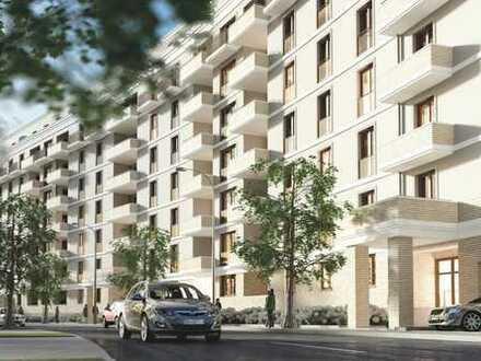 Ihr neues Zuhause - 3-Zimmer-Neubauwohnung mit ca. 68,5qm Wfl. im Ferdinand Frankfurt!