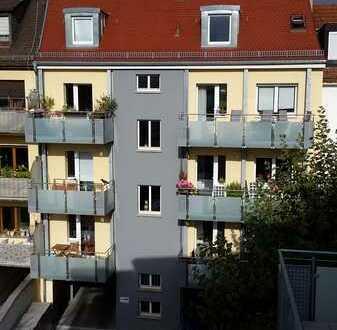 Semmelstr. 3-Zimmer Wohnung mit Balkon und Stellplatz