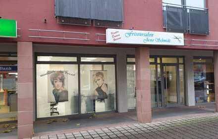 Ladenlokal in Heusweiler am Markt