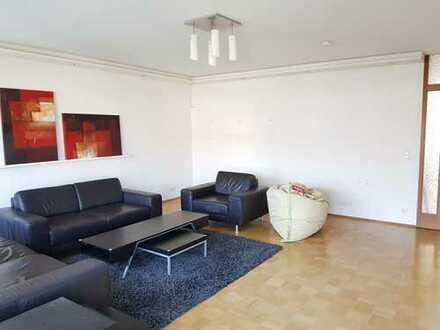 Helle 3,5 Zimmer-Whg in Wallstadt mit Garten, Stellplatz, 2 Balkone, EBK...