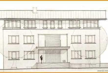Nähe Flugplatz : Gewerbegrund mit Büro-und Wohngebäude, Lagerhalle sowie Fläche für Erweiterungsbau