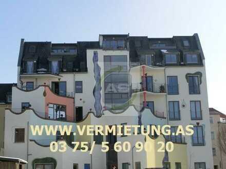 +++ Außergewöhnliches Wohnen im Hundertwasserhaus mit EBK +++